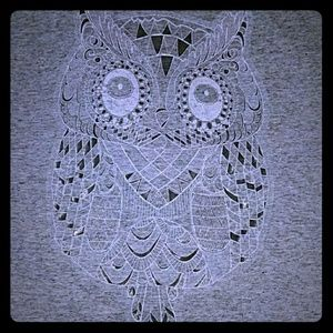 *Adorable Owl Tee*